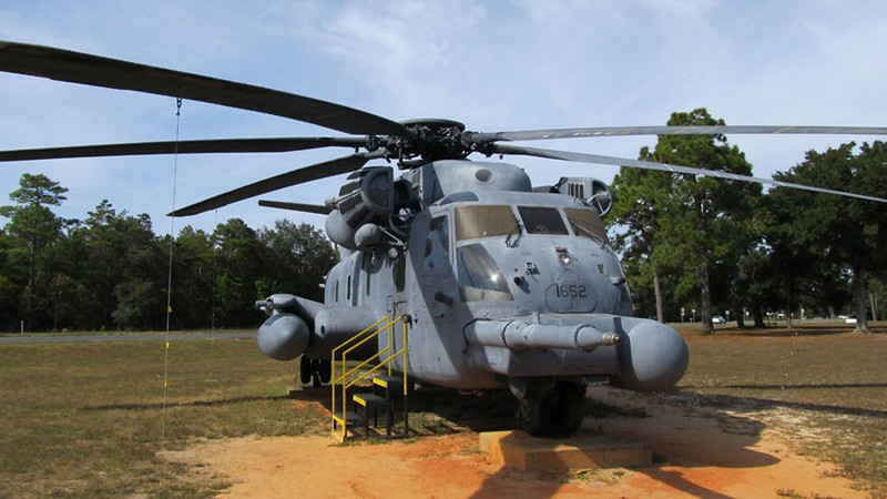 MH-53M Sea Dragon 1