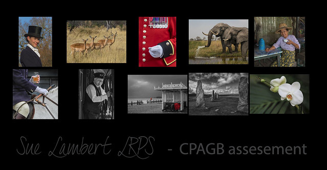 AWARDS FOR PHOTOGRAPHIC MERIT