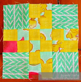 Tula City Sampler Block 8 | by SqueekCrafts