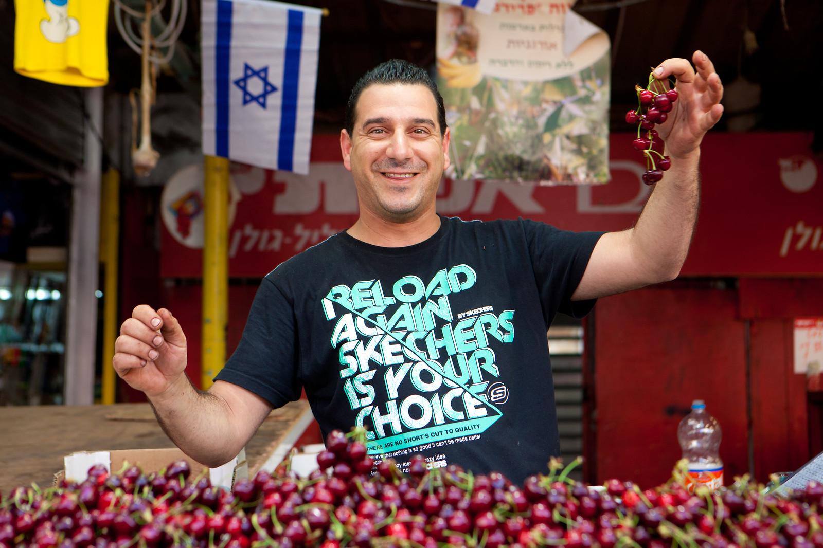 Tel Aviv_ Carmel Market _5_ Dana Friedlander_IMOT
