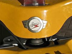 IFA Simson KR 51/2 Schwalbe, emblem