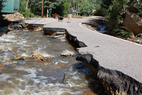Coal Creek Canyon Flood - Aftermath (17) | by newanddifferent