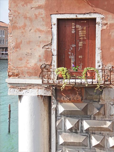Le palais inachevé (Venise)