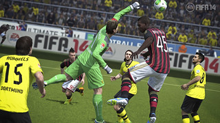 FIFA 14 screenshots | by gamesweasel