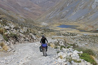 Climbing to Punta Pumacocha | by Pikes On Bikes