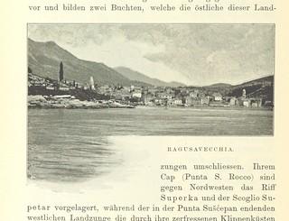 Image taken from page 572 of 'Führer durch Dalmatien ... Verfasst von R. E. Petermann. Mit 165 Illustrationen von L. H. Fischer, 4 geographischen Karten und 4 Stadtplänen'