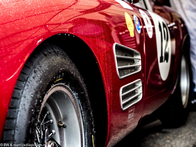 2013 Goodwood Revival: Ferrari 250 Drogo