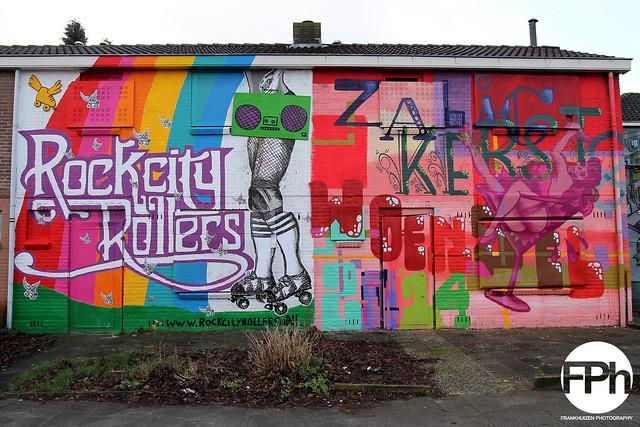 Rockcity Rollers & Bruins