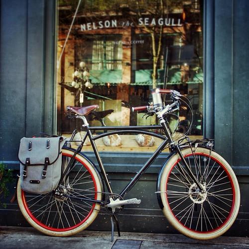 Bike + Cafe = Bliss | by Paul Krueger