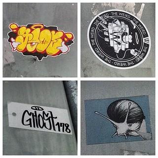 #stickers #stickerbomb #stickerswap #stickerslaps #stickerart #stickerporn #streetart #slaps #slaptag #slaptags #slaptagging #graffslaps #graffitislaps #graffiti #graffitistickers #urbanart #zwosiba #ghost178 #basel #baselstickers