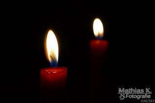 Kerzen | Projekt 365 | Tag 36
