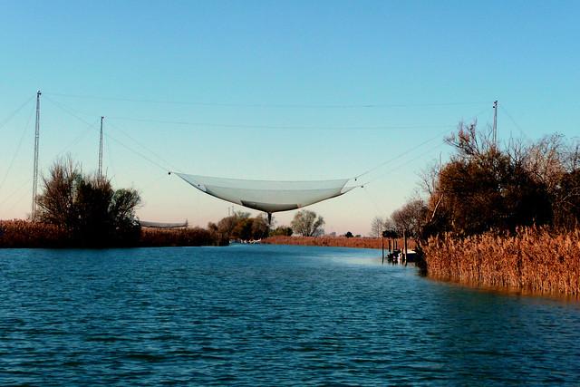 Pesca d'altri tempi