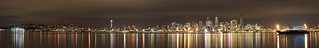 Downtown Seattle as seen from Seacrest Park | by tiffany98101