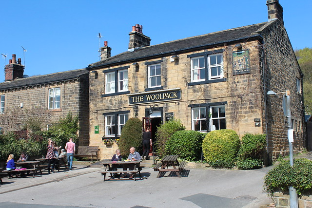 The Woolpack Esholt