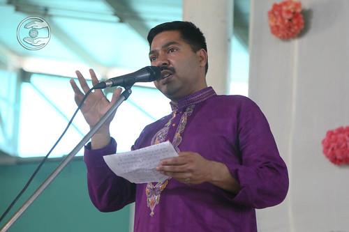 Haryanavi poem by Dr. Jitender Haryanavi from Jhajjar, Haryana