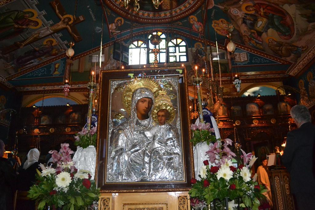 Δ΄ Κυριακή από το Προσκύνημα της Παναγίας της Προδρομίτισσας 2017.