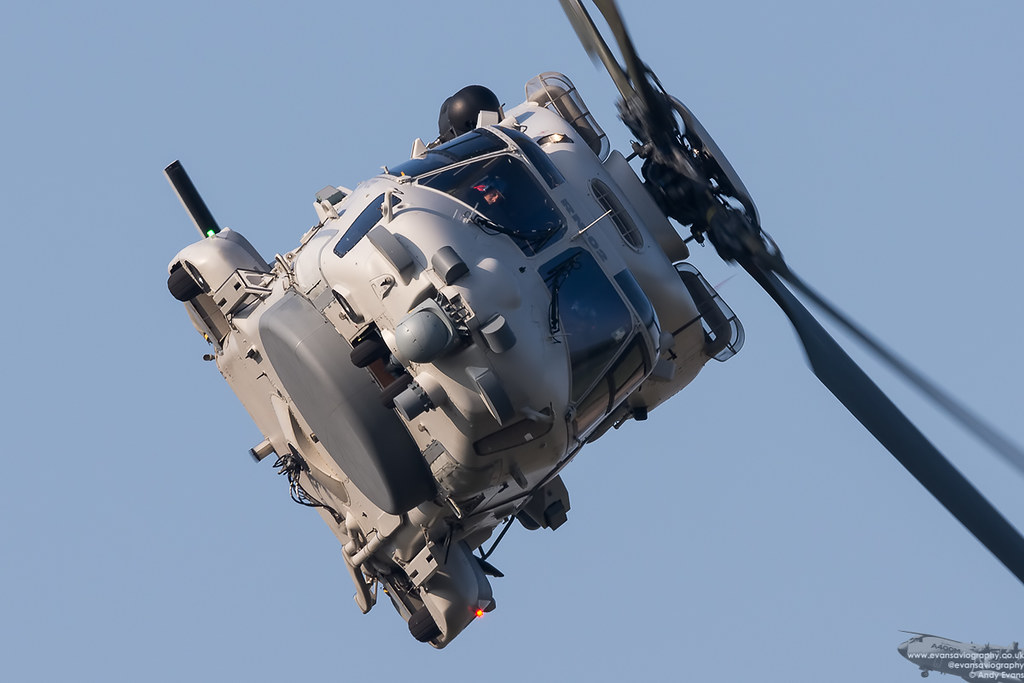 Belgian Air Force NH-90 NFH