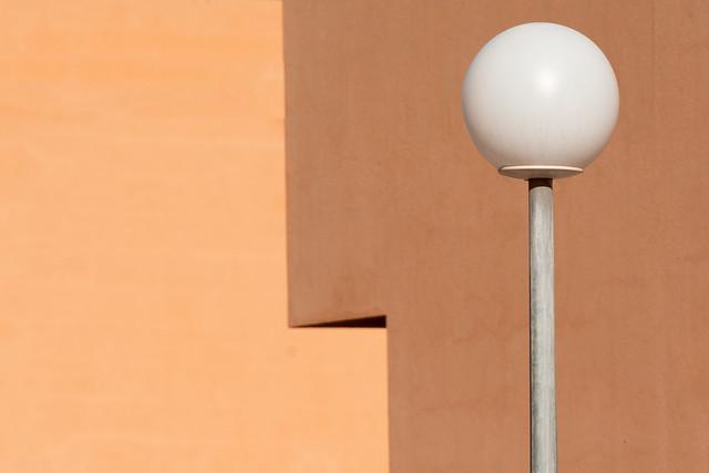 Bulb street lamp