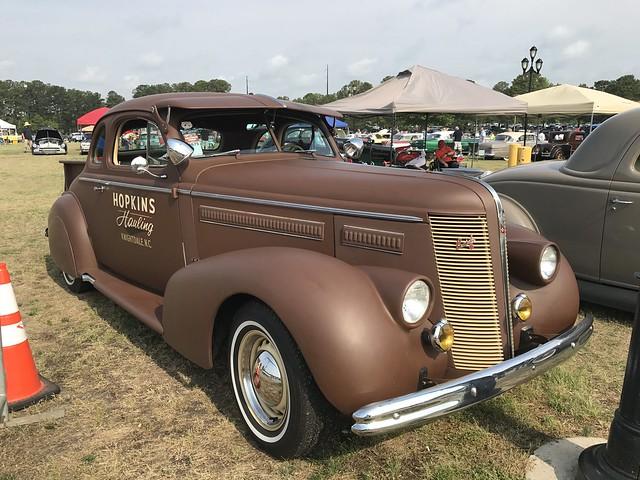 Goodguys 3rd North Carolina Nationals - 1937 Buick Coupe Express
