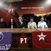 Lançamento da candidatura Paulo Teixeira à presidência nacional do PT