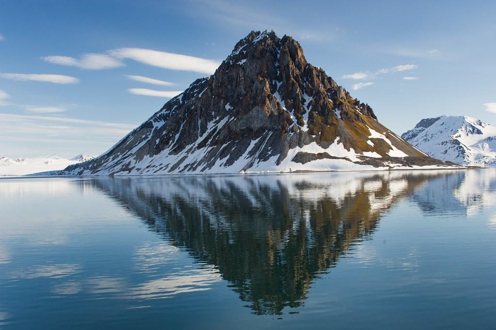 Hornsund Fjord, Spitzbergen