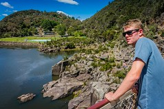 Harry at Cataract Gorge 4