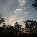 Sunset, fall 2005