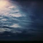 horizon and above