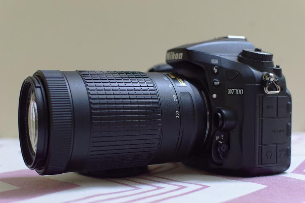 AF-P DX 70-300 VR on D7100