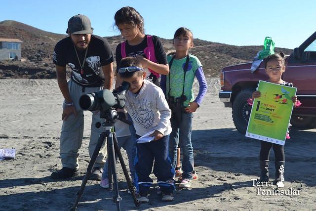 1er. Festival de las Aves en San Quintín 2015