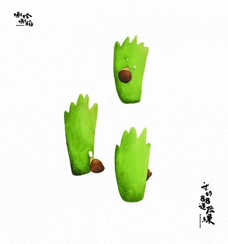23 福壽螺食幼稻  Pomaceas eat seedlings