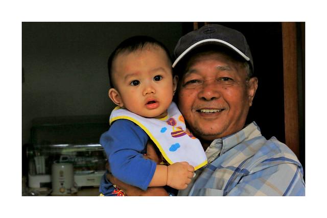 me & my grandson