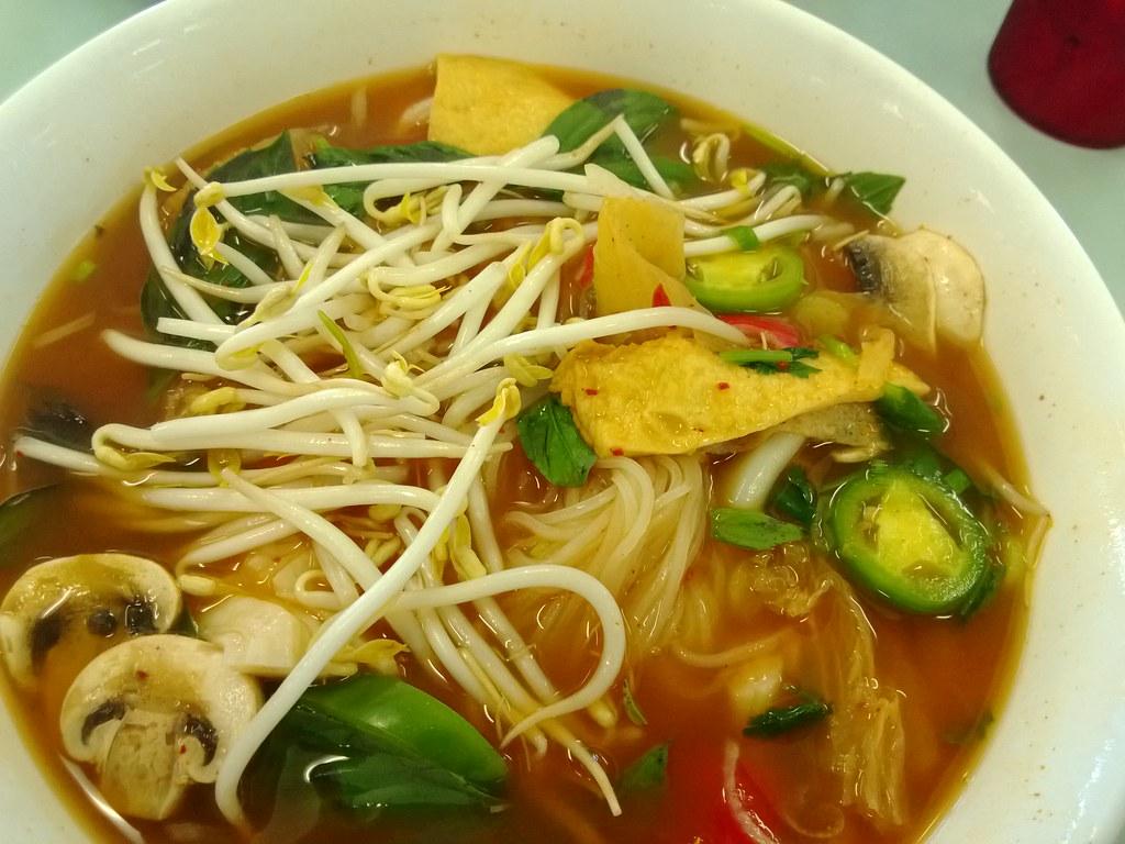 Seafood Kimchi Pho Pho House Media Cookery Flickr