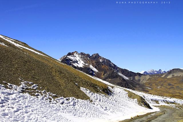 Un rincón de los Andes