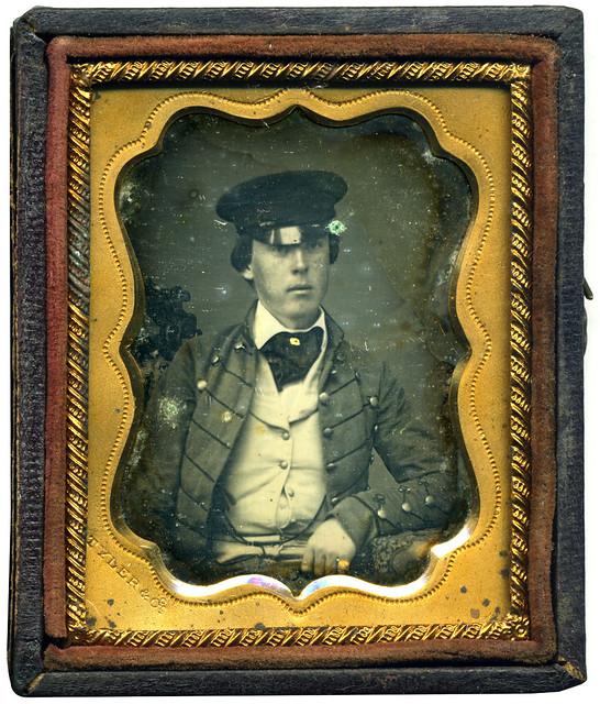 Cadet, Circa 1855