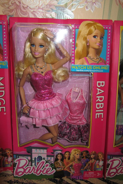 Barbie Life in the Dreamhouse BARBIE Doll 2013