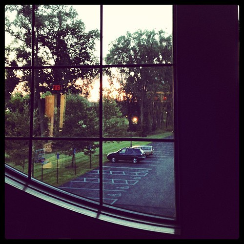 ohio summer window sunrise square toledo squareformat brannan goodmorning atwork sylvania volvo240 nwohio tekkbabe859 iphoneography instagramapp uploaded:by=instagram foursquare:venue=4ba3ba75f964a520015938e3 volvousa boxybutnice volvo4life blondebetweenthemountains instavolvo