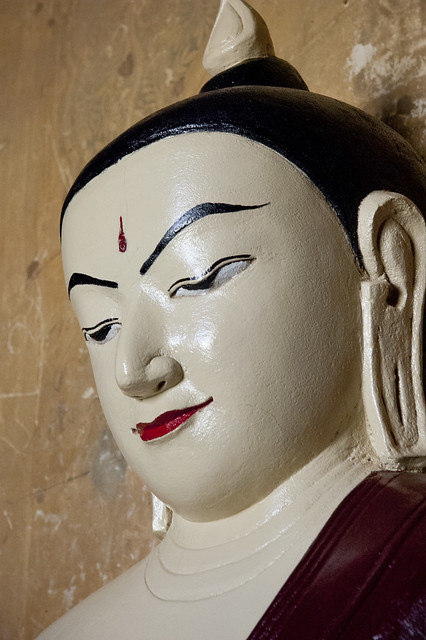 MM078 Buddha - Nyaung-U