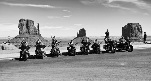 Monument Valley ( Ruta 66 )