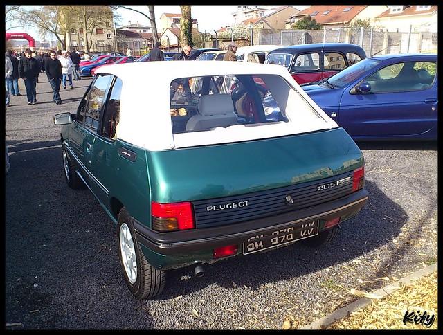 Peugeot Roland Garros Cabriolet