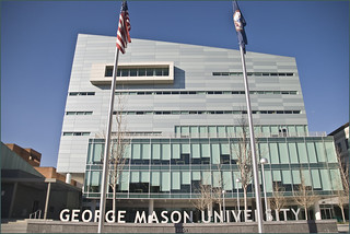 George Mason University School of Public Policy 3351 Fairfax Drive Arlington (VA) 2013 | by Ron Cogswell