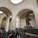 Winged Victory, Louve