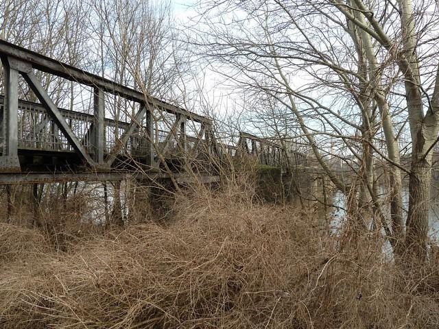 Magdeburg Railroad Bridge