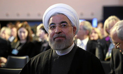 Special Address: Hassan Rouhani | by World Economic Forum