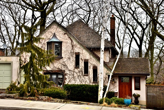 73 Kingswood Road (1931), Kingswood Road South Heritage Conservation District, Toronto, ON