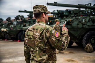 US-led battlegroup deploys to Poland | by NATO