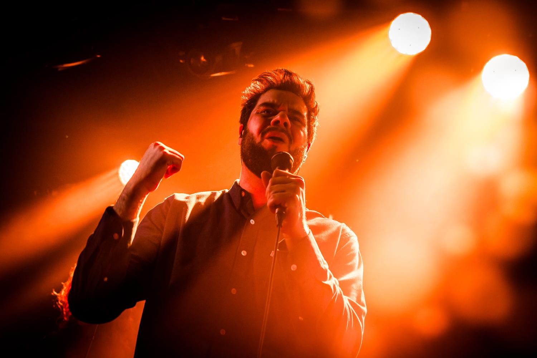 Delv!s @ Ancienne Belgique (© Timmy Haubrechts)