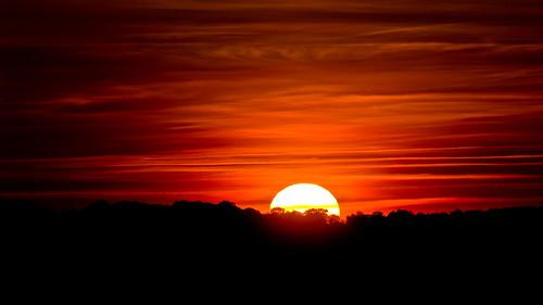 coucherdesoleil sunset sky skyview