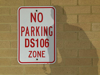 No Parking in the ds106 zone | by cogdogblog