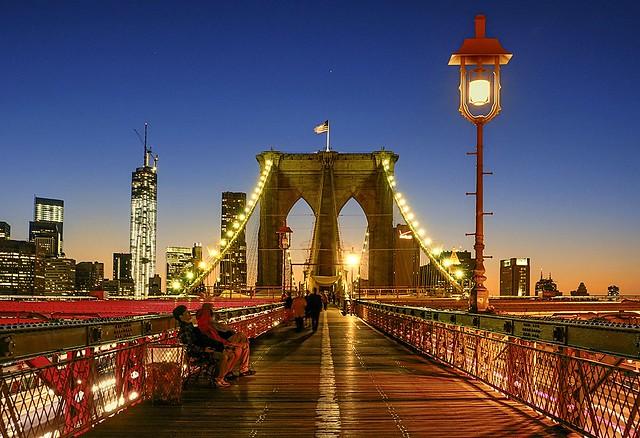 Memorial Day, The Magical Brooklyn Bridge.